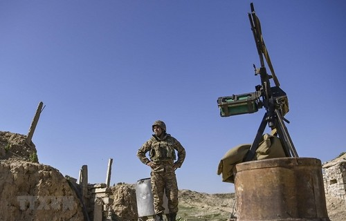 Nagorno-Karabakh: Azerbaijan, Armenia accuse each other of breaking cease-fire - ảnh 1
