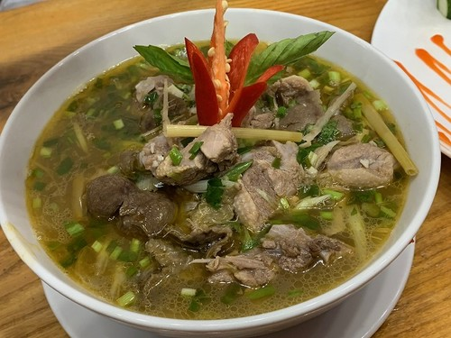 Duck braised with dracontomelon - ảnh 2