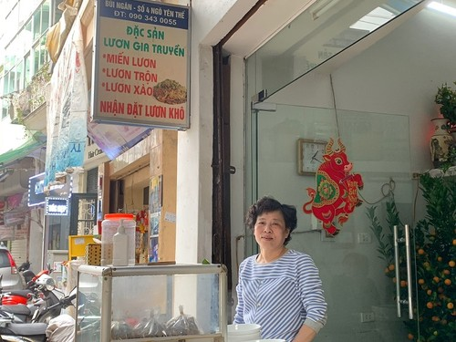 Eel glass noodle recipe - ảnh 2