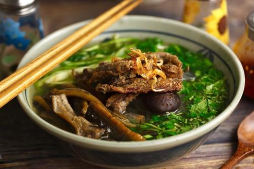 Eel glass noodle recipe - ảnh 1