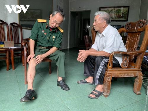 Quang Ninh war veteran devoted to social work - ảnh 1