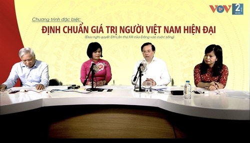 Family plays important role in national development - ảnh 2