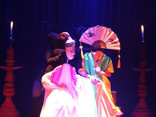 The Tale of Kieu on the puppetry stage - ảnh 3