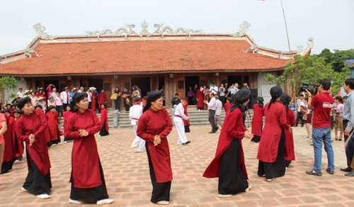 Back to the cradle of ancient Xoan melodies - ảnh 1