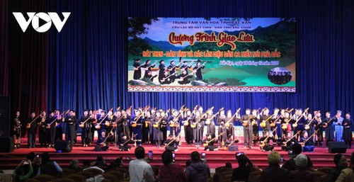 Bac Kan provincial club fuels love for ethnic Then melody  - ảnh 1