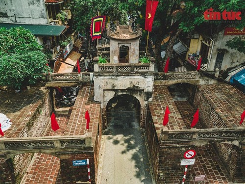 Quan Chuong Gate stands the test of time - ảnh 2