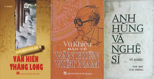 Professor Vu Khieu, a pioneer of Vietnam's sociology and aesthetics  - ảnh 2