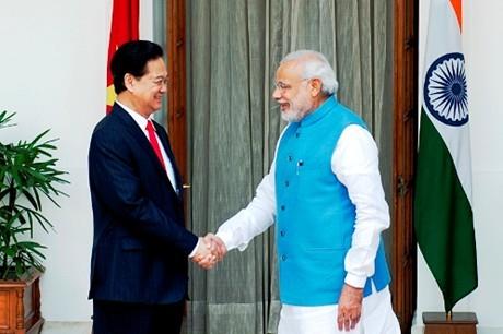 Tuyên bố chung Việt Nam - Ấn Độ - ảnh 1