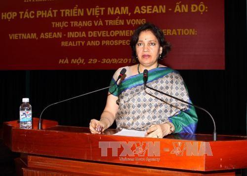 Năm 2017: nhiều dấu mốc quan trọng trong quan hệ Việt- Ấn - ảnh 1