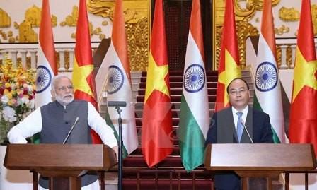 Năm 2017: nhiều dấu mốc quan trọng trong quan hệ Việt- Ấn - ảnh 2
