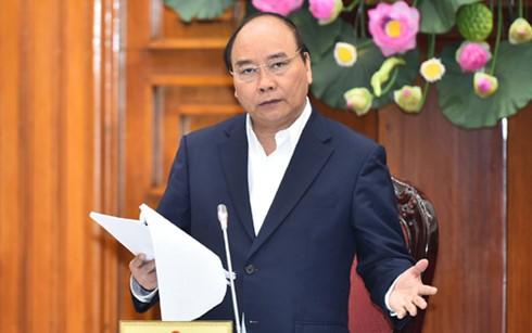 Thủ tướng Nguyễn Xuân Phúc: Dựa vào nguồn lực xã hội để phát triển giao thông vận tải - ảnh 1