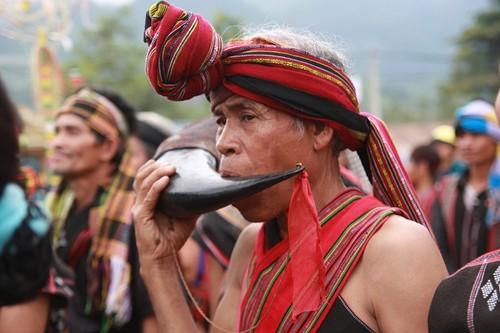 Nghệ thuật âm nhạc dân gian của người Pa kô - ảnh 1