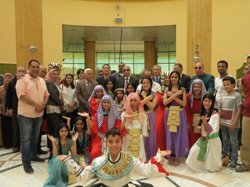 Ấn tượng Ngày Văn hóa Việt Nam tại tỉnh Ismailia, Ai Cập - ảnh 1