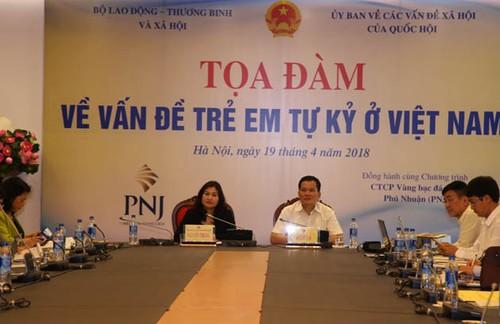 Nâng cao nhận thức về tự kỷ ở trẻ em Việt Nam  - ảnh 1