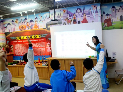 Tiếng Việt kết nối văn hóa nguồn cội - ảnh 3