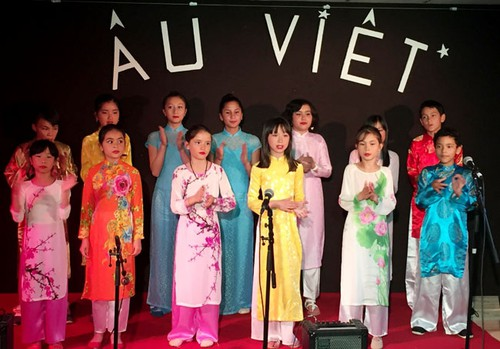 Tiếng Việt kết nối văn hóa nguồn cội - ảnh 1
