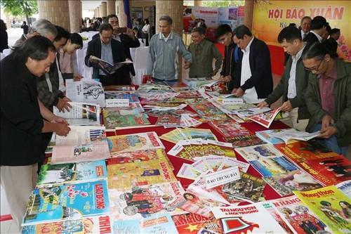 Các địa phương tổ chức Hội báo Xuân Kỷ Hợi 2019  - ảnh 1