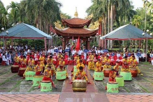 Người Việt ở nước ngoài tổ chức Lễ Giỗ Tổ Hùng Vương  - ảnh 1