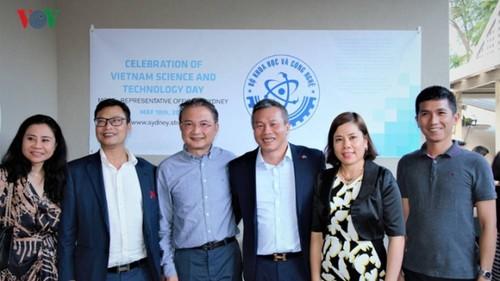 Kỷ niệm Ngày khoa học công nghệ Việt Nam tại Australia - ảnh 1