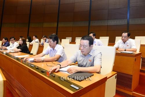 Quốc hội thông qua Nghị quyết về chương trình giám sát của Quốc hội năm 2020 - ảnh 1