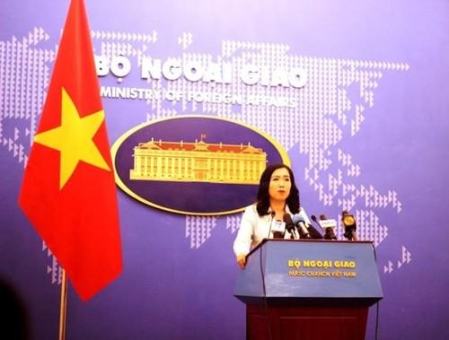 Việt Nam đề nghị Hàn Quốc điều tra, xử lý nghiêm vụ việc một phụ nữ Việt Nam bị chồng Hàn Quốc bạo hành - ảnh 1