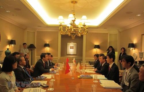 Nhiều doanh nghiệp Nhật Bản muốn đầu tư vào Việt Nam  - ảnh 1