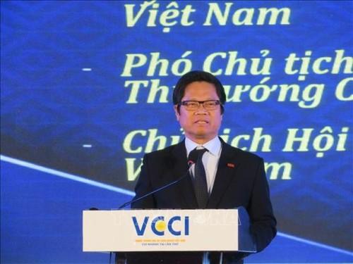 27 doanh nghiệp Đồng bằng Sông Cửu Long đạt danh hiệu Cánh sếu vàng - ảnh 1