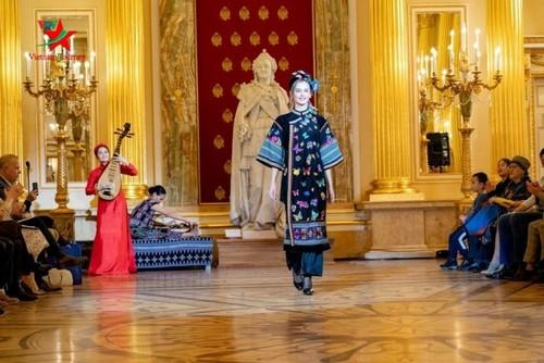 Quảng bá thời trang Việt Nam tại Liên bang Nga - ảnh 1