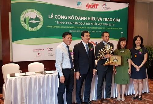 Sân Golf Laguna Lăng Cô được bình chọn là sân Golf tốt nhất Việt Nam năm 2019 - ảnh 1