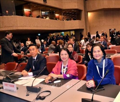 Việt Nam tham dự Đại hội đồng Hiệp hội Chữ thập Đỏ và Trăng lưỡi liềm Đỏ quốc tế lần thứ 22 - ảnh 1