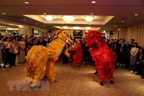 Cộng đồng người Việt ở Nhật Bản gặp mặt mừng Xuân Canh Tý 2020 - ảnh 1