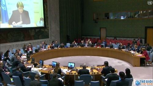 Việt Nam sẵn sàng hỗ trợ các quốc gia trong giai đoạn chuyển tiếp sau xung đột  - ảnh 1