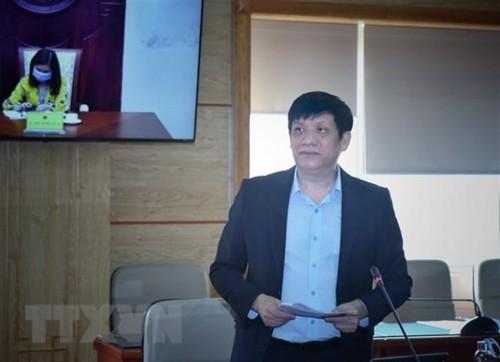 Hội nghị trực tuyến Bộ trưởng Bộ Y tế các nước ASEAN với Hoa Kỳ - ảnh 1