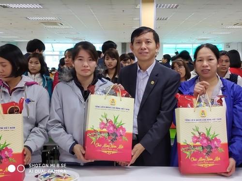 Giai cấp công nhân Việt Nam: vượt qua khó khăn, tự tin hội nhập - ảnh 1