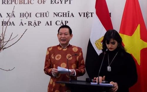 Cộng đồng người Việt tại Ai Cập đoàn kết và hướng về quê hương - ảnh 1
