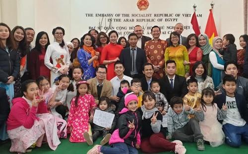 Cộng đồng người Việt tại Ai Cập đoàn kết và hướng về quê hương - ảnh 2