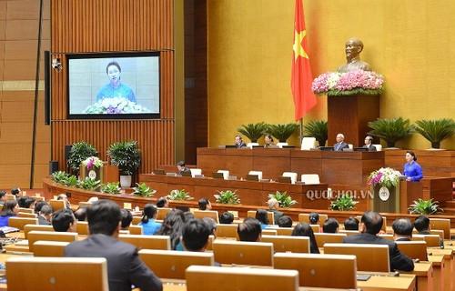 Bế mạc kỳ họp thứ 9, Quốc hội khóa XIV - ảnh 3