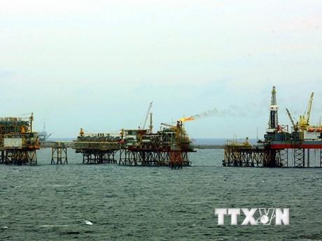 Khai thác dầu khí vượt kế hoạch - ảnh 1