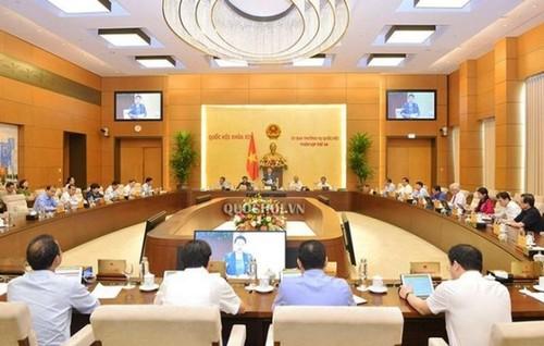 Ngày 10/8 khai mạc Phiên họp thứ 47 của Ủy ban Thường vụ Quốc hội - ảnh 1