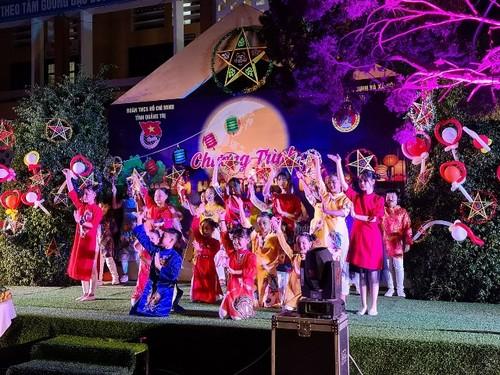Tổ chức vui Tết Trung thu cho trẻ em tại các địa phương - ảnh 2