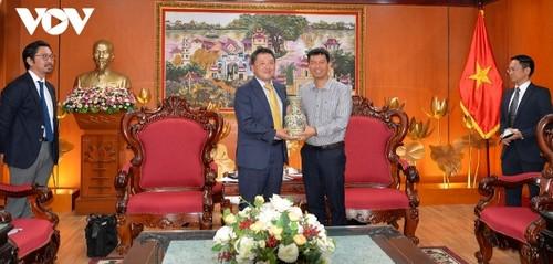 Đài TNVN sẵn sàng là cầu nối truyền thông về hoạt động hợp tác phát triển của JICA tại Việt Nam - ảnh 2