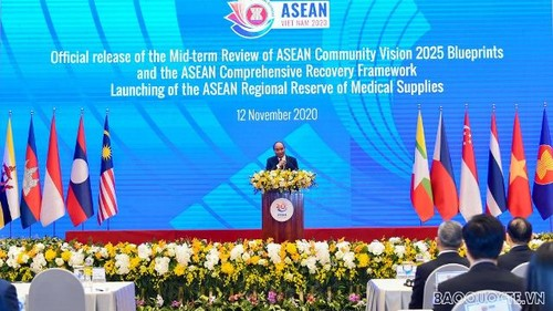 Lễ công bố chính thức kết quả năm ASEAN 2020: đoàn kết chìa khóa tiến tới thành công của ASEAN - ảnh 1