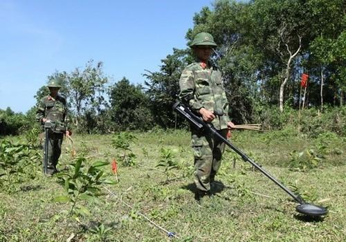 Hoàn thành giai đoạn 2 Dự án khảo sát kỹ thuật bom mìn tại Thừa Thiên Huế - ảnh 1