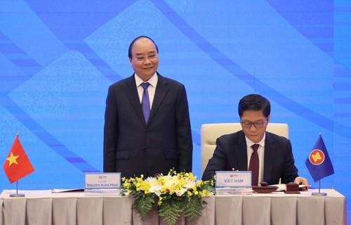 RCEP - Cục diện mới cho thương mại khu vực và quốc tế - ảnh 2
