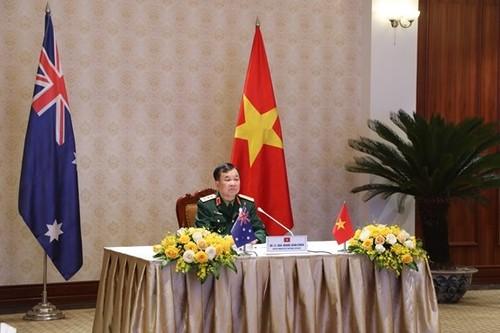 Việt Nam – Australia khẳng định cam kết thúc đẩy hợp tác quốc phòng - ảnh 1