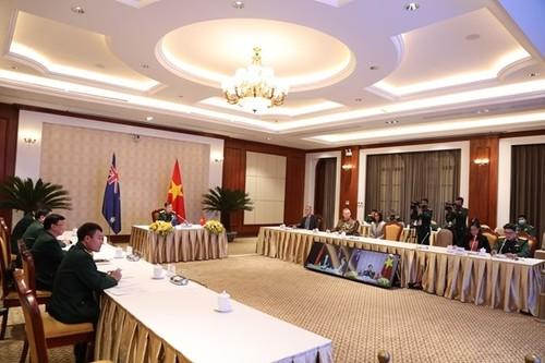 Việt Nam – Australia khẳng định cam kết thúc đẩy hợp tác quốc phòng - ảnh 2