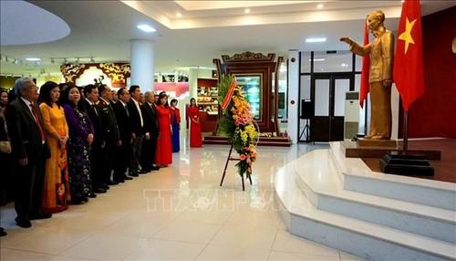 Phát huy giá trị những di tích Chủ tịch Hồ Chí Minh ở tỉnh Thừa Thiên - Huế - ảnh 1