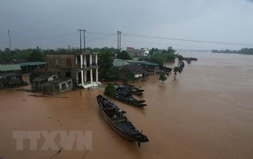 Ấn Độ giúp các tỉnh miền Trung Việt Nam khắc phục hậu quả thiên tai - ảnh 1