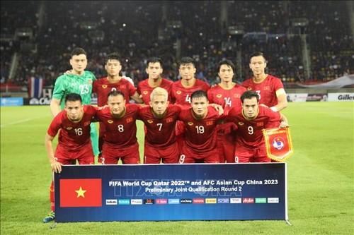 Việt Nam sẽ tham dự Vòng loại FIFA World Cup 2022 khu vực châu Á tại UAE - ảnh 1