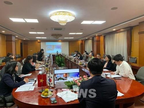Việt Nam - Hàn Quốc chia sẻ kinh nghiệm trong phân phối và logistics - ảnh 1